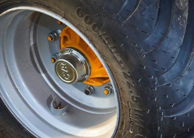 T20 Flotation Tires