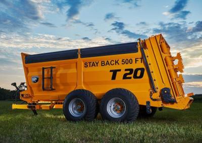 T20 Terrakat Manure Spreader